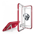 Фото чехла SGP Crystal Hybrid для iPhone 7 Plus, красного цвета