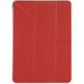 Чехол кожаный Baseus Jane Y-Type для iPad (2017), красный, LTAPIPD-A09