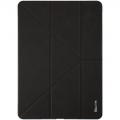 Чехол кожаный Baseus Simplism Y-Type для iPad (2017), черный, LTAPIPD-D01