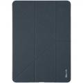 Чехол кожаный Baseus Simplism Y-Type для iPad (2017), темно-синий, LTAPIPD-D15