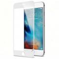Защитное стекло Onext для Apple iPhone 6 Plus/6s Plus 3D, белый