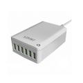 Фото СЗУ LDNIO rapid charging 6 USB, белый