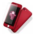 Чехол SGP Thin Fit 360 для iPhone 7, красный