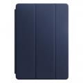 Кожаная обложка Smart Cover для iPad Pro 10,5 дюйма, тёмно-синий, MPUA2