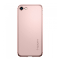 Фото чехола SPIGEN SGP Thin Fit 360 для iPhone 7,  розовое золото