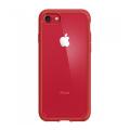 Фото чехла SPIGEN SGP Ultra Hybrid 2 для iPhone 7, красный