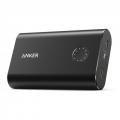 Внешний аккумулятор Anker Powercore+ 10050mAh, алюминиевый корпус, черный, A1310H11