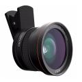 фото товара Объектив AUKEY 2 in 1 Fisheye+Macro Lens