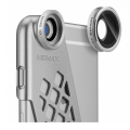 фото товара Набор линз Momax X-Lens Case для iPhone 6/6S PLUS - Silver