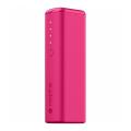 Внешний аккумулятор Mophie Power Boost mini 2600 мАч, розовый - фото