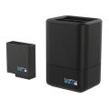 фото товара Аккумулятор + двойное зарядное устройство (HERO5 Black) AADBD-001