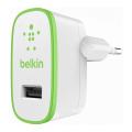 Сетевое зарядное устройство Belkin Boost Up, 12 Вт, 2.1 А, белое-фото