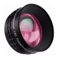 Объектив Aukey Optic Pro 2X Telephoto Lens, черный-фото