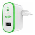 cетевое зарядное устройство Belkin Mixit, 2.1 А, зеленое-фото