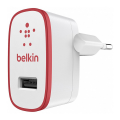 cетевое зарядное устройство Belkin Mixit, 2.1 А, красное-фото
