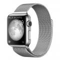 Apple Watch 38 мм, миланский сетчатый браслет 130-180 мм (MJ322)