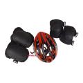 фото товара Защитный комплект (Взрослый) для езды, шлем, налокотники, наколенники