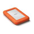 Внешний диск LaCie Rugged Mini 500GB USB 3.0, оранжевый-фото