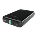 Карманный принтер Polaroid Zip, черный-фото