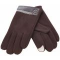 Кашемировые перчатки iCasemore Gloves (коричневый)