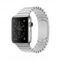 Apple Watch Series 2, 42 мм, корпус из нержавеющей стали, блочный браслет (MNPT2)