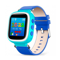 Фото детских смарт часов  Smart Baby Watch Q60S, голубых