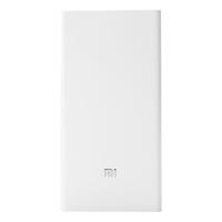 Фото внешнего аккумулятора  Xiaomi Mi Power Bank 20000 mAh, белого