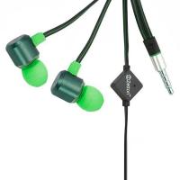 Фото гарнитуры для телефона Zetton Triangle (зеленой)