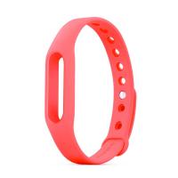 Фото ремешка для фитнес-браслета Xiaomi Mi Band, розового