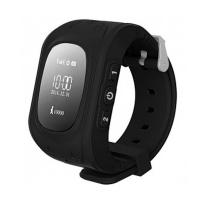 Фото умных детских часов Smart Baby Watch Q50, черных