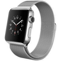 Apple Watch 42 мм, миланский сетчатый браслет 150-200 мм (MJ3Y2)