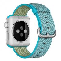 """Фото нейлонового ремешка для Apple Watch 38 мм, """"аквамариновый"""""""