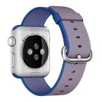 """Фото нейлонового ремешка для Apple Watch 38 мм, """"кобальт"""""""