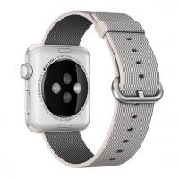"""Фото нейлонового ремешка для Apple Watch 42 мм, """"жемчужный"""""""