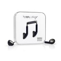 Фото наушников Happy Plugs Headphones Earbud Black (7705)