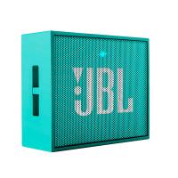 Фото портативной колонки JBL Go, бирюзовой