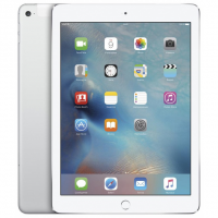 Apple iPad Air 2 Wi-Fi + Cellular 16GB Silver (серебристый)