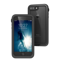 Фото чехла водонепроницаемого Catalyst для iPhone 7 Plus, черного