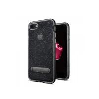 Фото чехла SGP Crystal Hybrid Glitter для iPhone 7 Plus, темно-серого