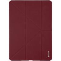 Чехол кожаный Baseus Simplism Y-Type для iPad (2017), бордовый, LTAPIPD-D09