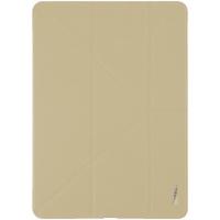Чехол кожаный Baseus Simplism Y-Type для iPad (2017), хаки, LTAPIPD-D11