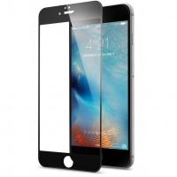 Защитное стекло Onext для Apple iPhone 6 Plus/6s Plus 3D, черный