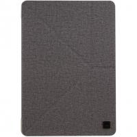 Чехол Uniq Yorker Kanvas для iPad Pro 10.5, серый, PDP105YKR-KNVGRY