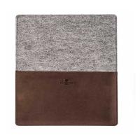 Фото кожаного чехла для MacBook Air 13 Stoneguard   541  , коричневый/светлый(rust/ash)