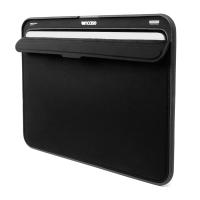 """Фото чехла для ноутбука Apple MacBook Air 12"""" Incase Icon неопреновый, черный"""