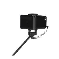 фото монопода с проводом для селфи Xiaomi Selfie Stick, черный