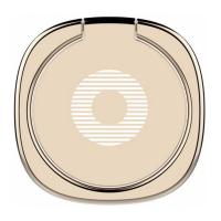 фото держателя кольцо Baseus Privity Ring Bracket, silver