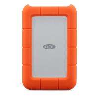 """Внешний жесткий диск LaCie Rugged Mini USB-C 2,5"""", 4TB, оранжевый, STFR4000800"""