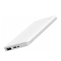 Внешний аккумулятор Xiaomi ZMI 10000 мАч, Type-C, белый - фото