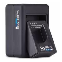 фото товара Зарядное устройство GoPro Dual Charger, арт. AHBBP-301